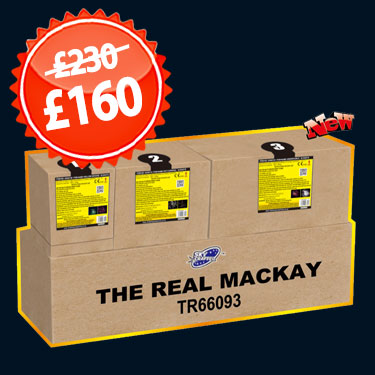 3 in 1 The Real MacKay - OUT OF STOCK